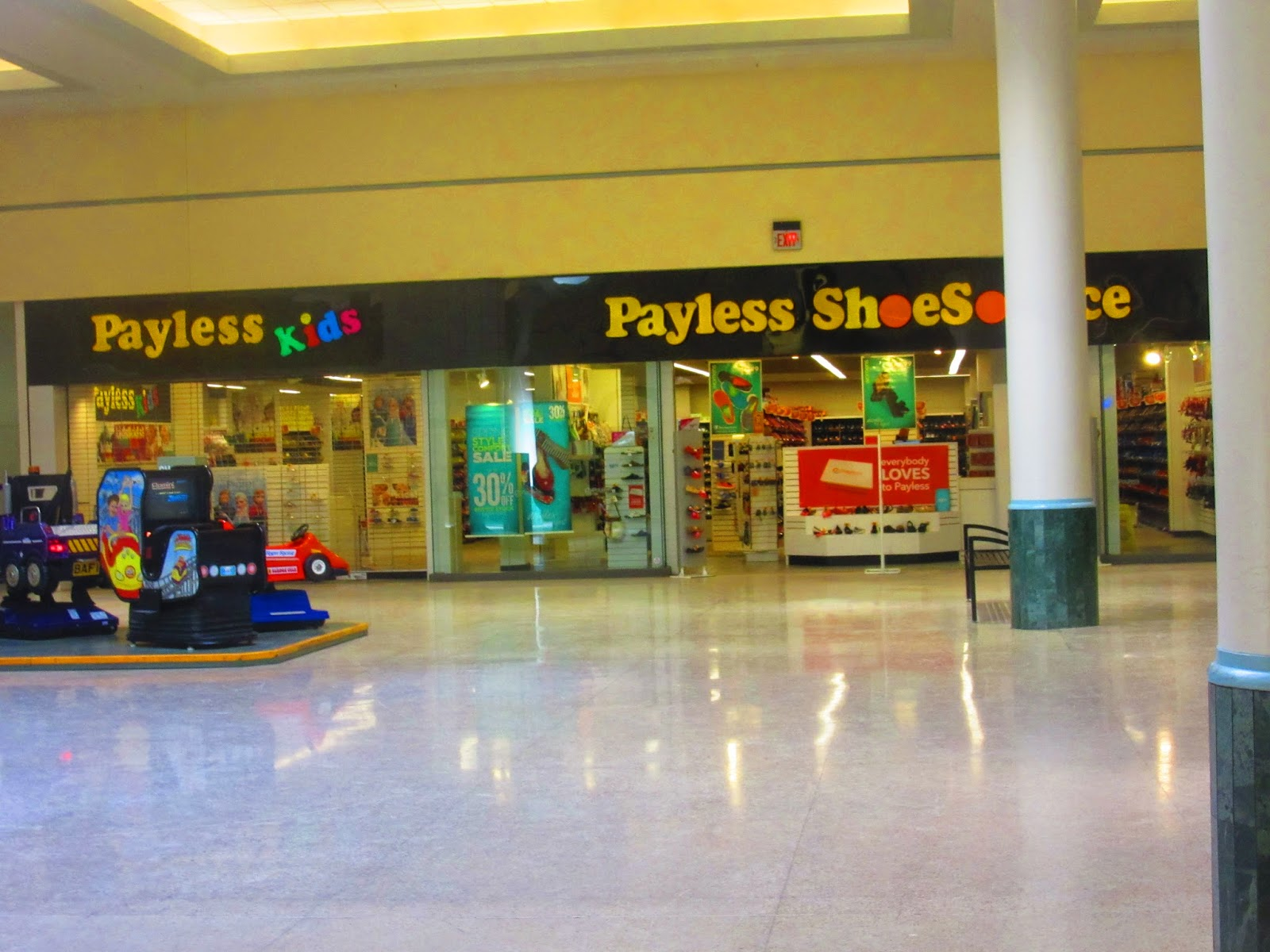 Payless ShoeSource hours and Payless ShoeSource locations along with phone number and map with driving directions/5(23).
