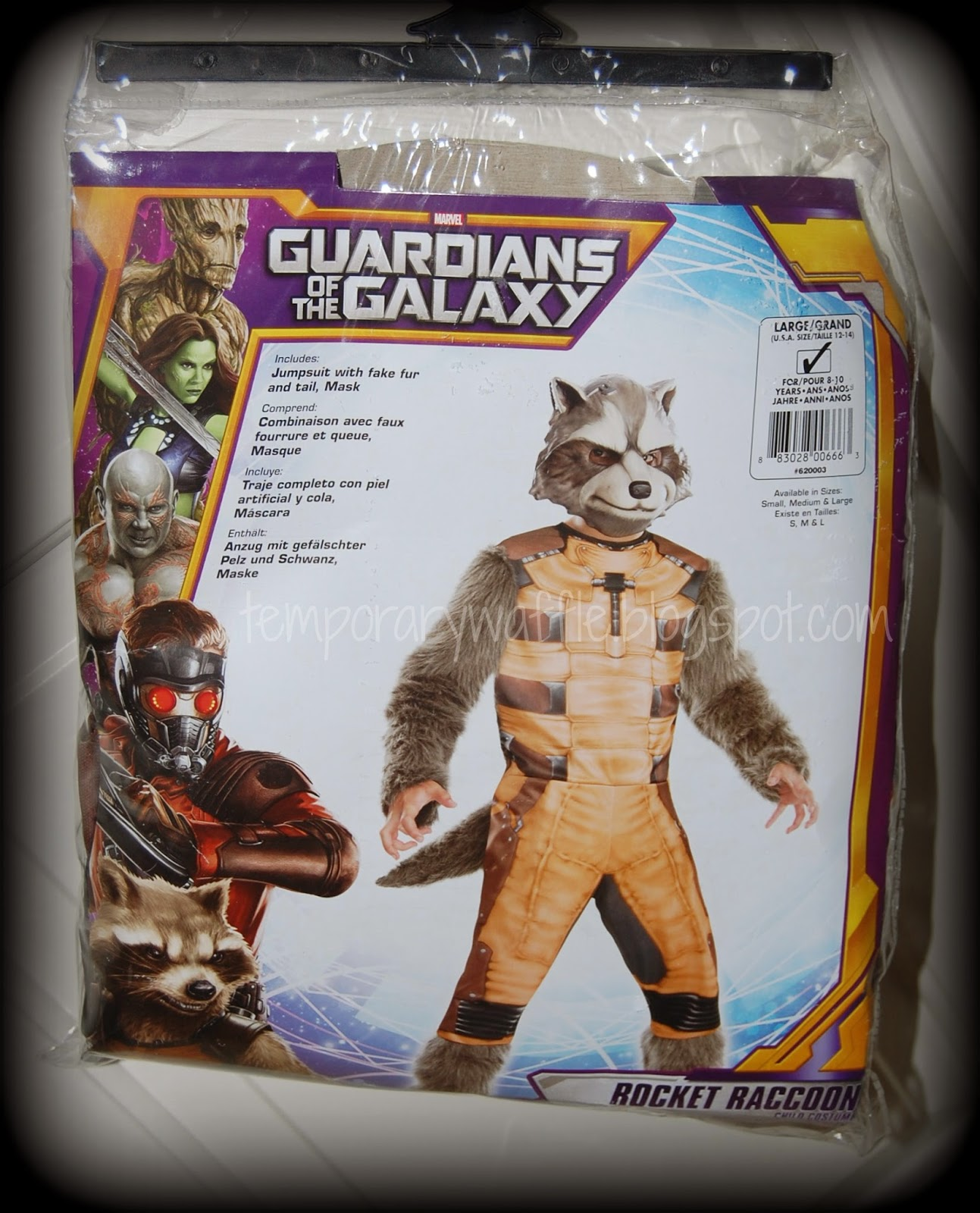 Temporary Waffle: Check out the Guardians of the Galaxy: Rocket ...