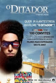 Filme O Ditador   Dublado