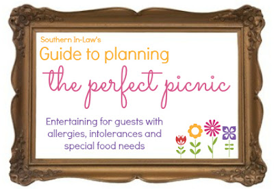 How to Plan a Picnic for Food Intolerances