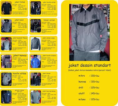 katalog jaket