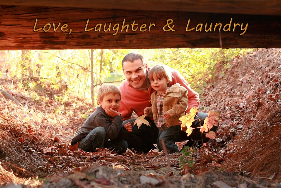 Love, Laughter and Laundry