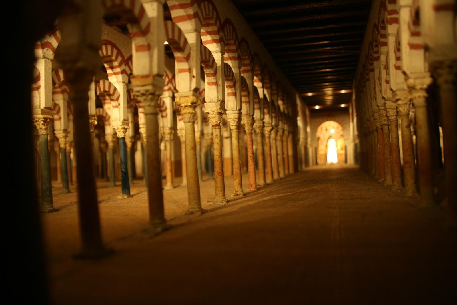 C rdoba sultana ahora vas y lo cascas - Mezquita de cordoba visita nocturna ...