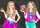 Barbie Selfie Princess Dress Up