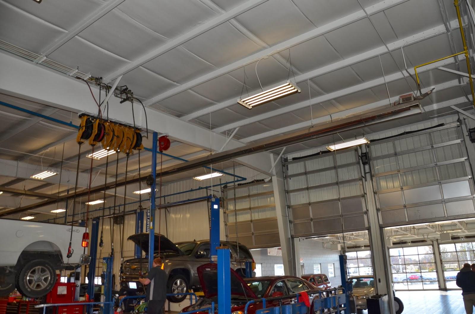 P.J. r, Inc.: Uftring Chevrolet - Washington, IL