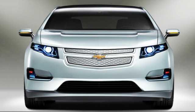 2017 Chevrolet Volt Powertrain