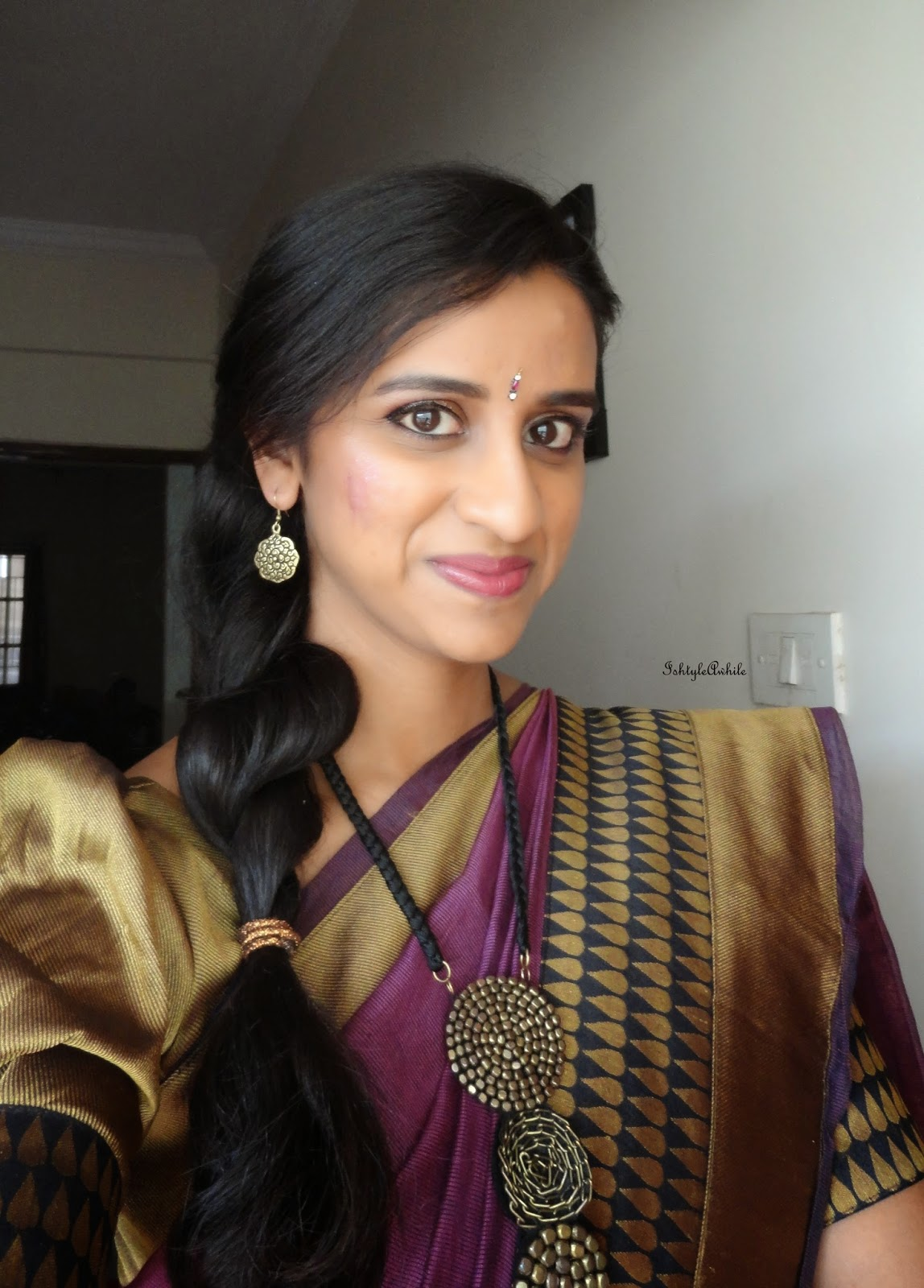 Makeup that I wore for the ASUS Indiblogger meet + graduation day image