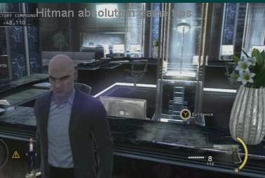 Hitman Absolution End of Road Item Locations