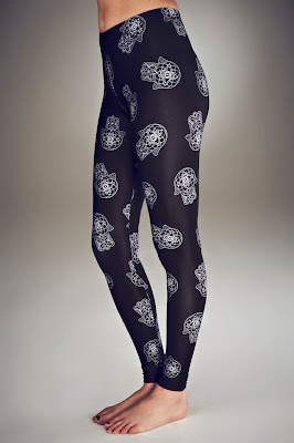iamVibes All Over Print Leggings