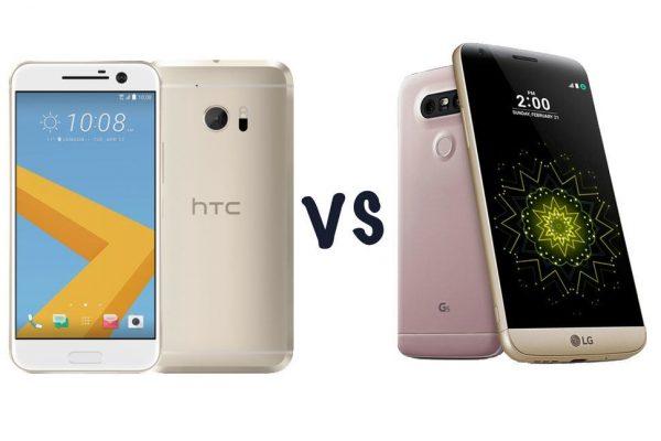 HTC 10 LG G5 Karsilastirmasi