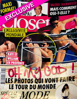 Kate Middleton Topless Photo Scandal, photo scandal, topless