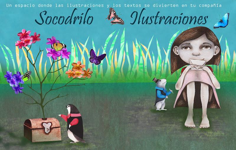 Socodrilo Ilustración