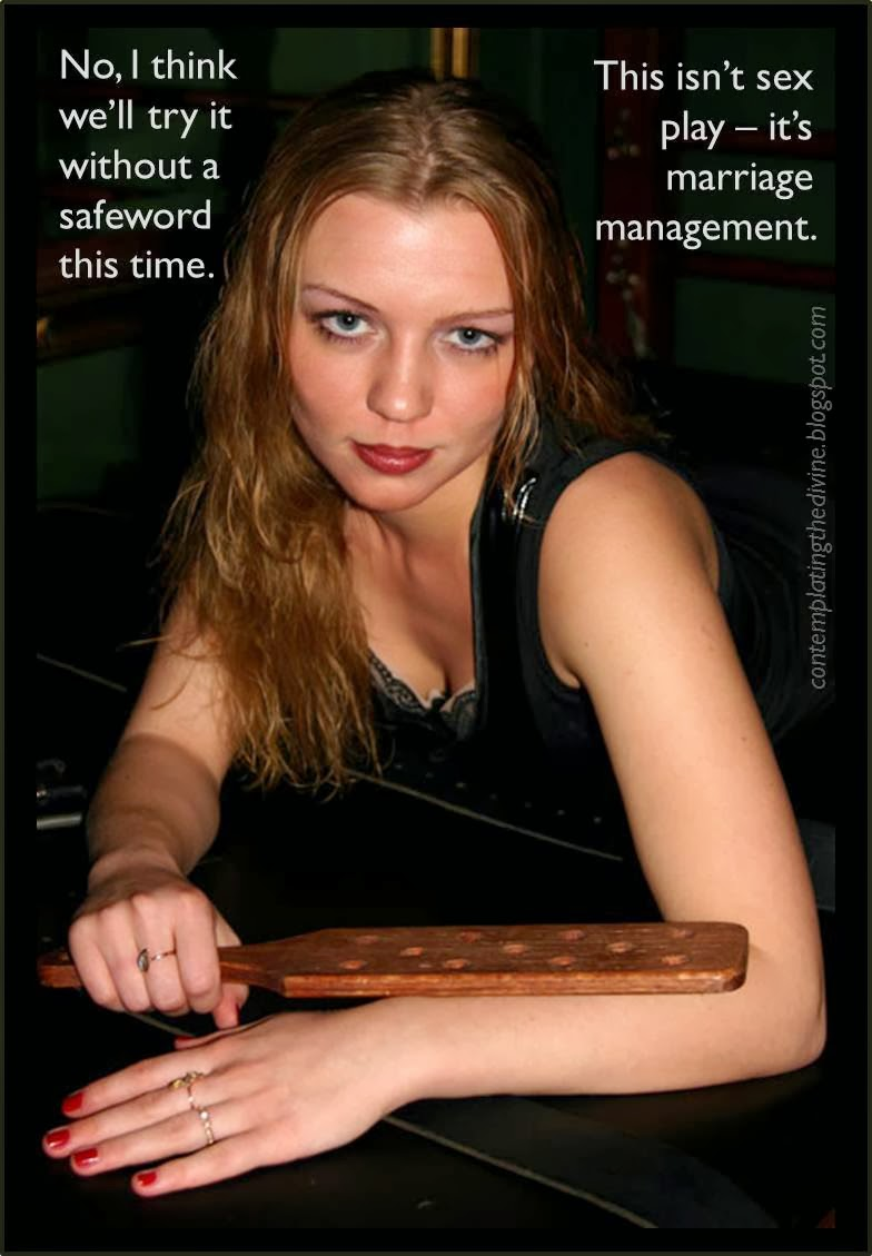 Mistress wife rules-based management