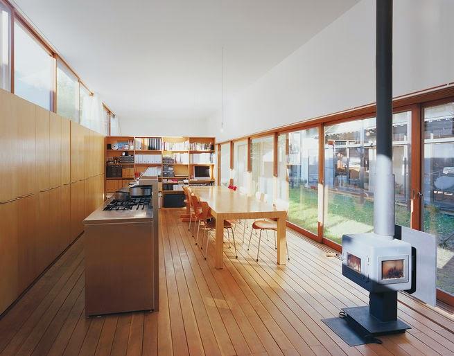 Die wohngalerie minimalismus in tokyo leben und wohnen for Minimalismus haus tour