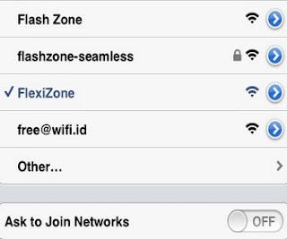 internet gratis telkomsel flexi wifi terbaru