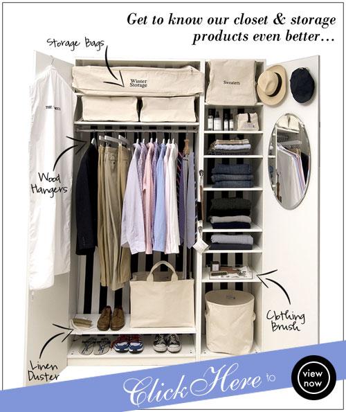 Storage For Closets