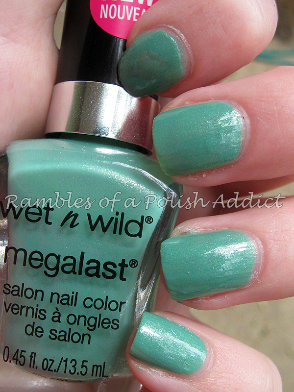 wet n wild mega last retro mint