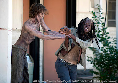 The Walking Dead - 3x15 - L'inganno (This Sorrowful Life).