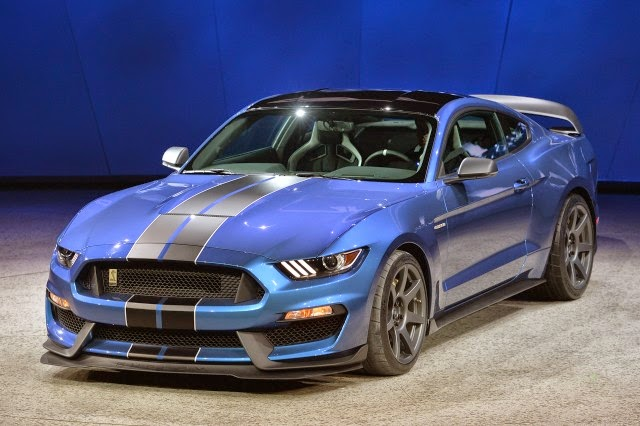 Ford Mustang GT350R is not just a new name