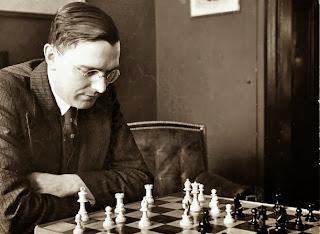 Euwe, les échecs et les maths © Chess & Strategy