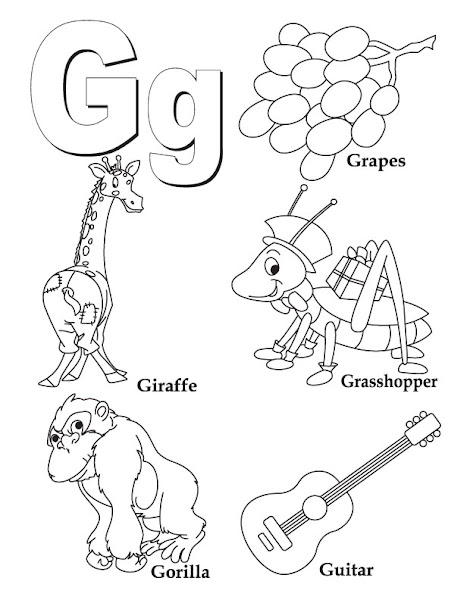 Free Printable Graffiti Alphabet Coloring Pages