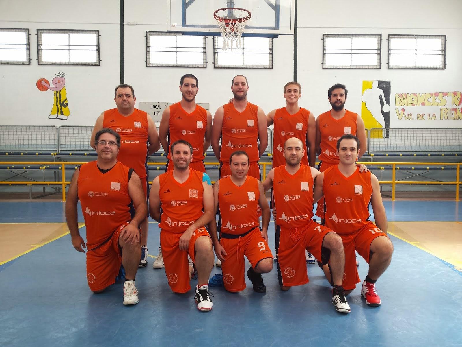 Equipo temporada 2014/15
