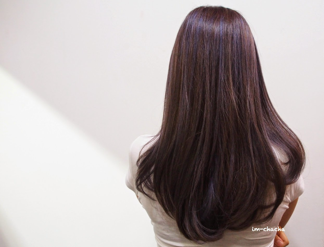 D'sire Hair Review : Violet Ash Hair Color - imchacha ...