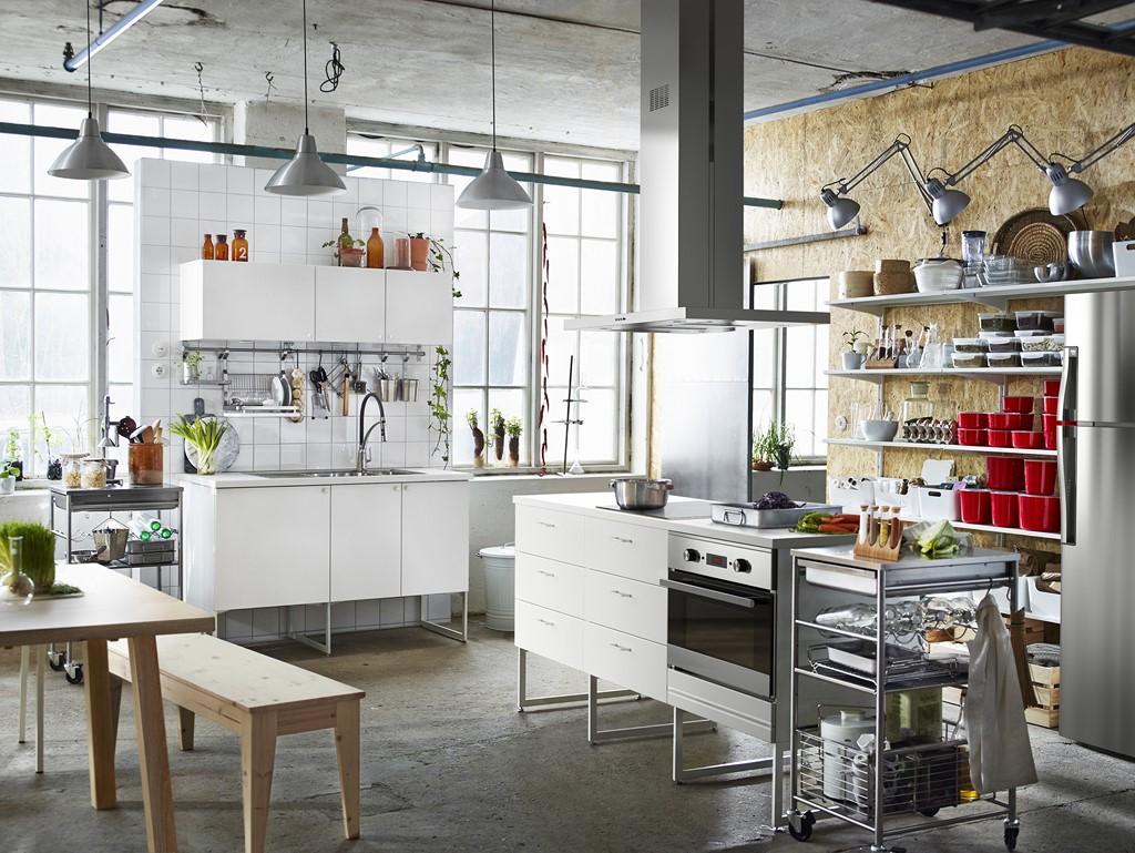Catálogo IKEA 2016 Cozinhas Decoração e Ideias casa e jardim #653F32 1024 769