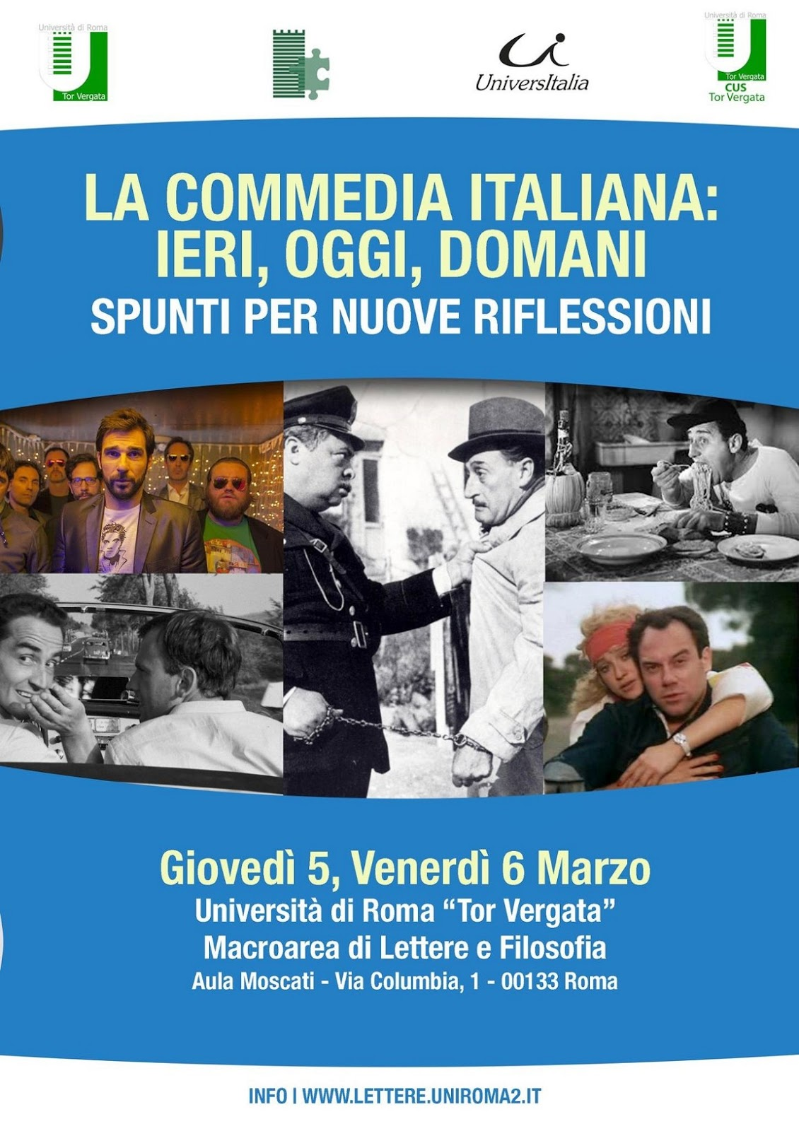 LA COMMEDIA ALL ITALIANA  IERI f5a07b693591