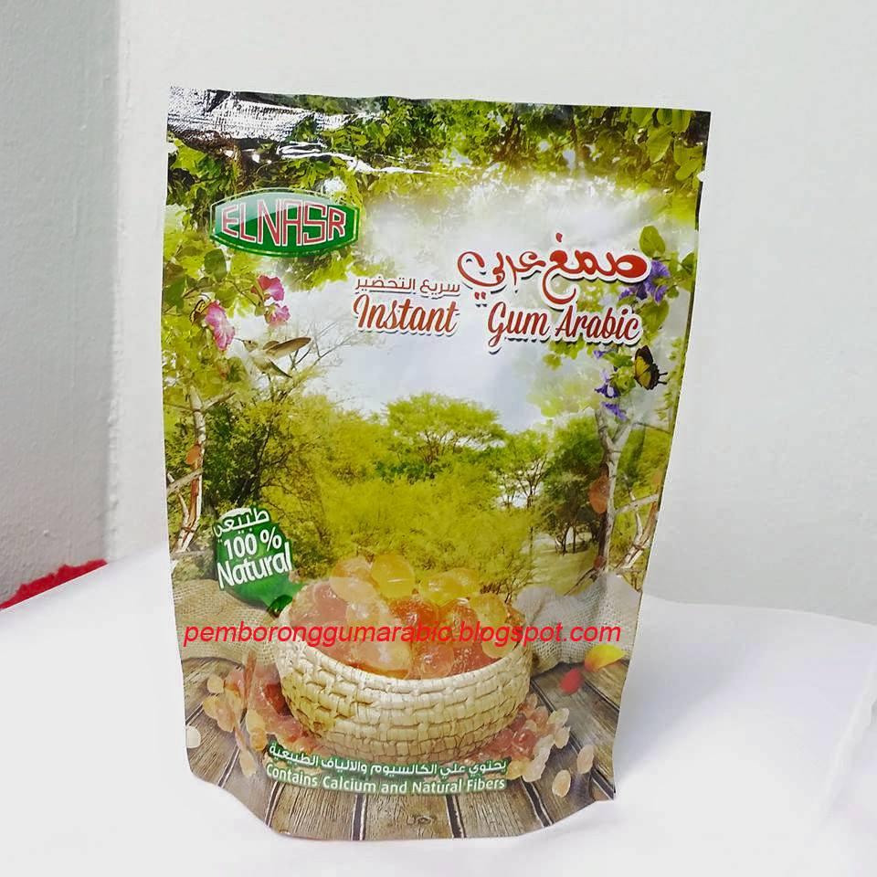 GUM ARABIC (150 gram )