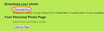 converter imagem em letras facebook 2013