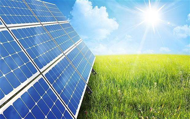كتاب عن الطاقة الشمسية