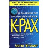 K-PAX  cover image, St. Martin's Press, paperback edition 2001