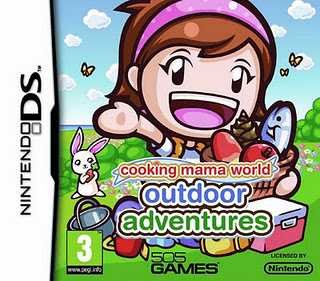 Cooking Mama World: Outdoor Adventures nds rom