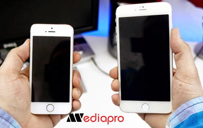 iPhone 6 chính hãng ra mắt giá bao nhiêu tại Mỹ , Việt Nam?