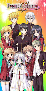 Fortune Arterial Red Promise