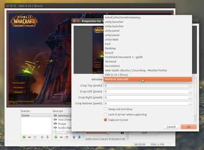 OBS Studio Ubuntu