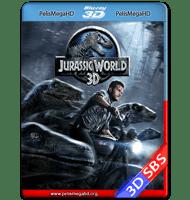 MUNDO JURÁSICO (2015) FULL 1080P 3D SBS HD MKV ESPAÑOL LATINO