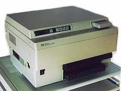printer laserjet, hp, jadul, setingan, desain, film stempel