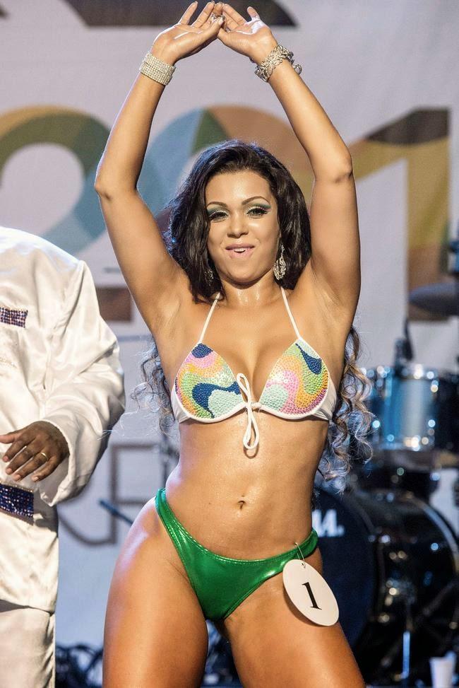 The Samba Carnival 2014