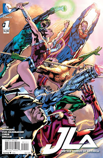Justive League of America #1