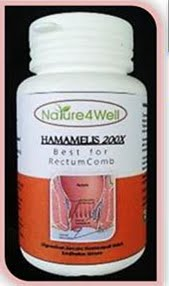HAMAMELIS -(Rectum Comb WM RM60 EM RM65.00
