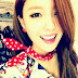T-ara Hyomin and her lovely SelCas from Japan