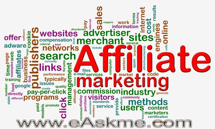 What is Affiliate Marketing and Affiliate marketing FAQ : eAskme