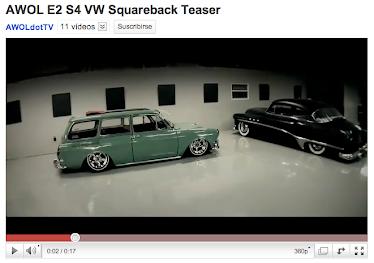AWOL E2 S4 VW Squareback Teaser