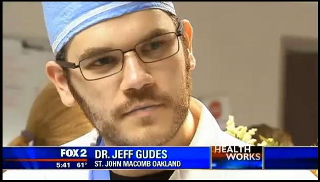 Dr. Jeff Gudes