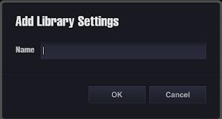 KMPlayer-Criar biblioteca 3
