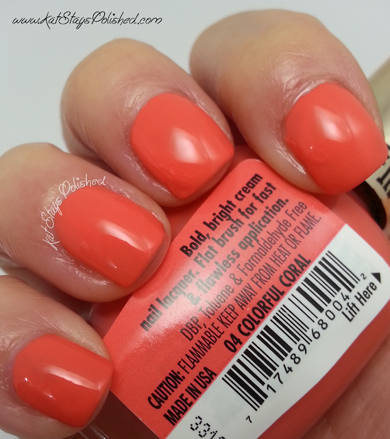 Milani Gold Label - Colorful Coral