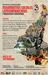 3ra Versión del DIPLOMADO EN MOVIMIENTOS SOCIALES LATINOAMERICANOS Y AUTOGESTIÓN COMUNITARIA
