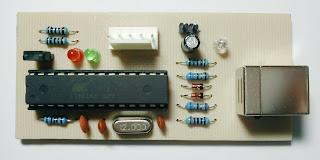 Downloader USB Mikrokontroler